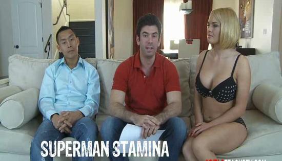 Secrets of Superman Stamina Revealed Part 1