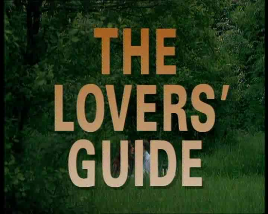 The Original Lovers' Guide